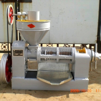 Small coconut oil mill machinery 6YL-95 with factory prices