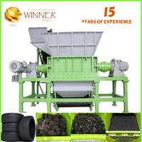 recycled rubber granules prices tire mulch TDF machine