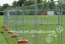 Industrial construction temporary fence /hot dip galbanized