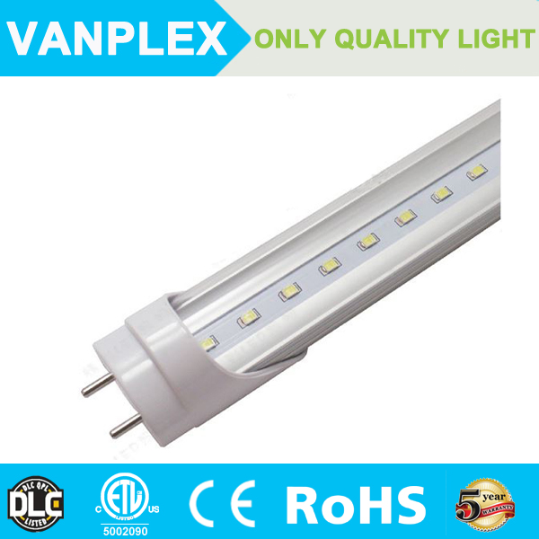 CE RoHS Approval IP44 led tube light fixture, 40w 4200lm led T8 tube light fixture bracket lighting
