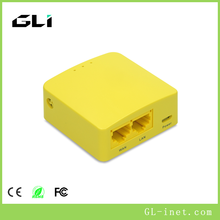Hot selling mini router Openwrt 802.11g/b/n ,open VPN function-GL-MT300N