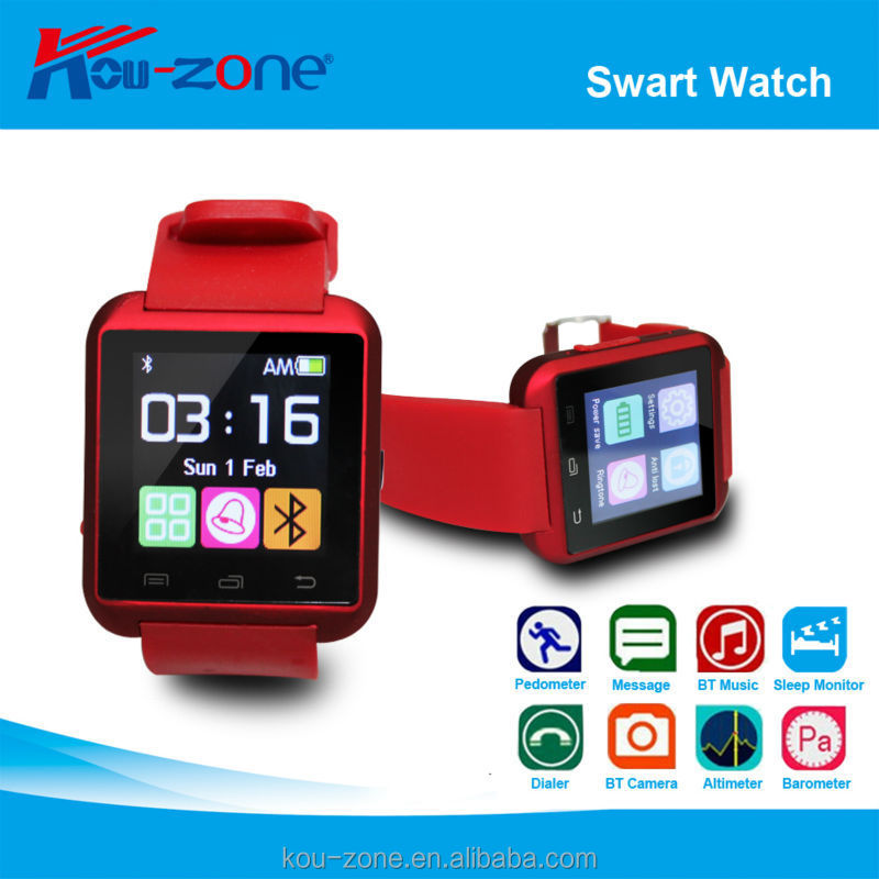 2015 Cheap u8 Smart Watch with Camera Function/Smart Watch Phone