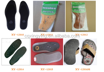 Strong magnetic polishing magnet orthotics insole magnetic insoles