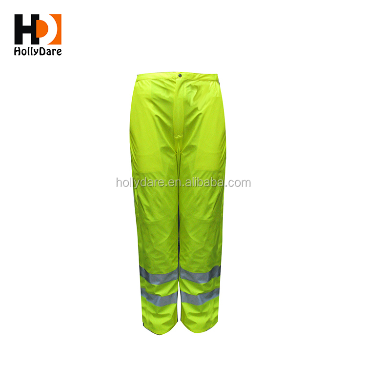 Waterproof Hiking Casual Custom rain Pants For Men