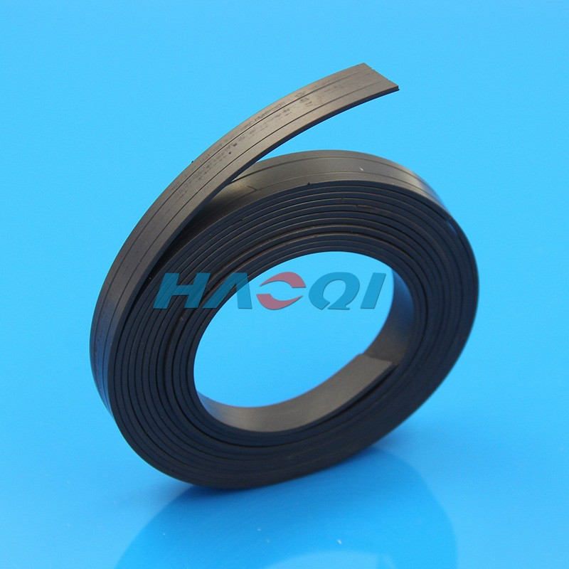 flexible rubber magnetic strip price rubber fridge magnet