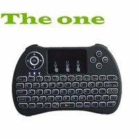 Mini H9 Remote 3 Axis Sensor Fly Air Mouse and 2 4GHz Wireless Keyboard