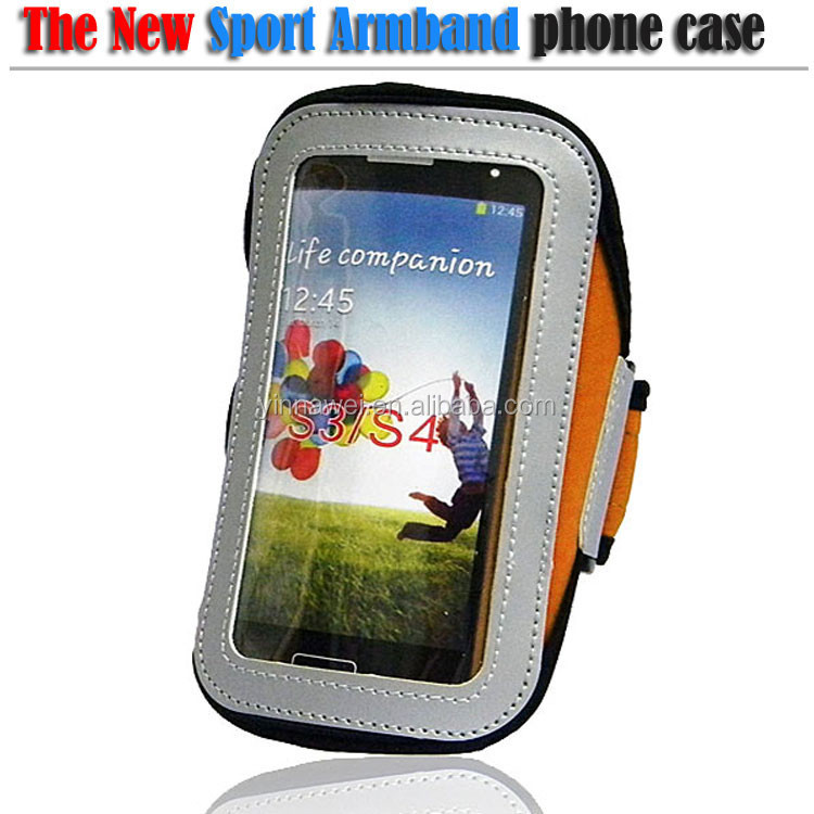 Wholesale High Quality Universal Running Sport Armband Pouch Cover Case for Samsung Galaxy S3 I9300, S4 i9500 From Alibaba China