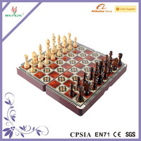 Russian chess game set