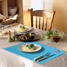 2016 Customized printed silicone placemat,Home silicone placemat Table mat