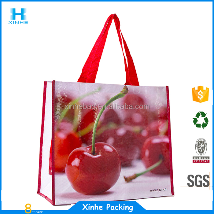 waterproof 190T polyester outdoor sports backpack drawstring bag