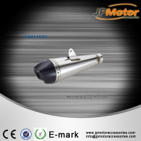 RS CNC exhaust muffler ,popular silencer for vespa/scooter