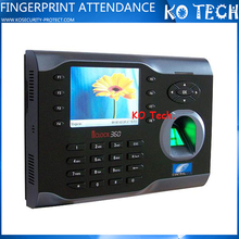 3.5 Inches fingerprint scanner for attendance(KO-Iclock360)