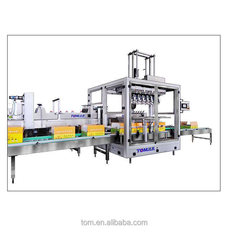 China competitive price hot selling corrugated carton board making machine