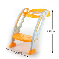 High Quality Folding Plastic Children Stair