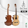 39 inch Solid Spruce Classical Guitar handmade musical instrument