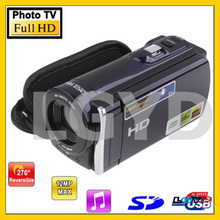 5.1 Mega Pixels Digital Video Camera with 3.0 inch TFT LCD Screen, 270 degree rotation HDTV, Mini HDMI Port , Support SD Card