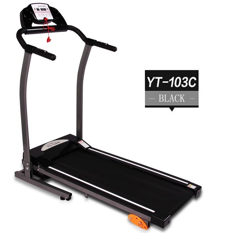 2015 hot sale best buy 1.0HPP gym running machine price mini treadmill TY-103C
