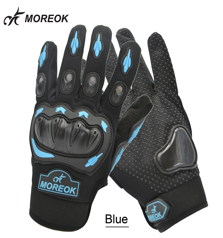 Sport Motorcycle Full Finger winter racing Gloves