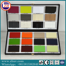 solid color uv high gloss wooden panel /mdf/plywood