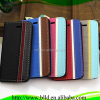 Alibaba China Back Cover Leather Case For Iphone 5G 5S