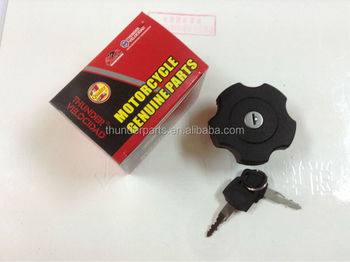 Motorcycle fuel tank cap parts for GXT200