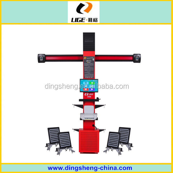 Accurate diagnostic tool for auto repair 3D Wheel alignment DS6