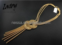 Fashion necklace nature bijoux jewelry NSNK-21369