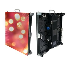 Easy Installation Indoor Full Color Video Screen P3.91 LED Display For Stage