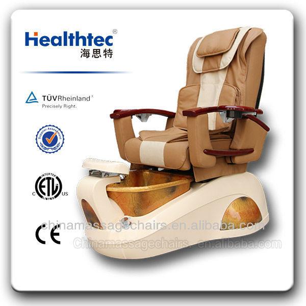 Massage Chair Pedicure Brush Beauty Salon Chair Cover