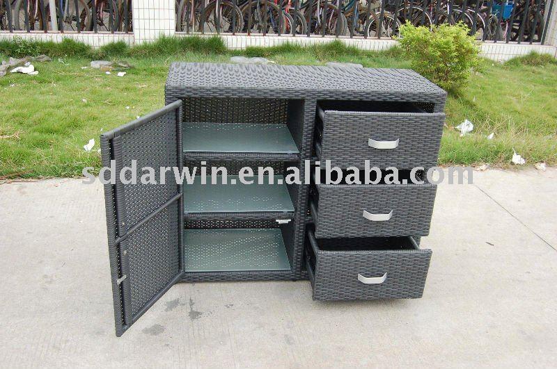 Designer Lounge M Bel rattan schrank für balkon lt68 hitoiro
