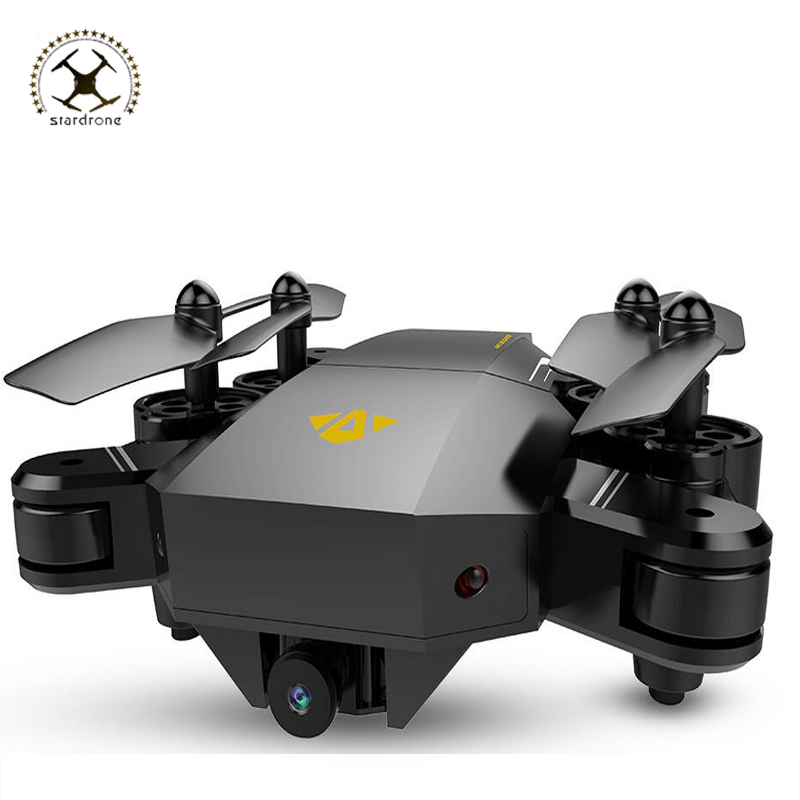 For VISUO XS809HW Wifi FPV 2.0MP 120 FOV Wide Angle Foldable Selfie Drone Height Hold RC Quadcopter <strong>G</strong>-Sensor RTF Extra <strong>Battery</strong>