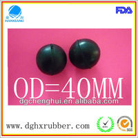 Professional manufacture of rubber balls for sale