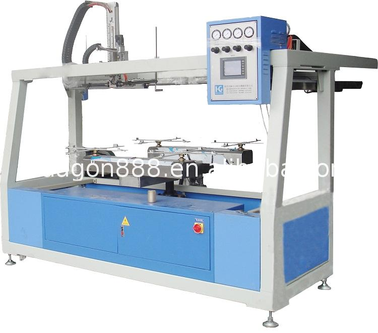 Easy to use reciprocating painting machine for coating production line