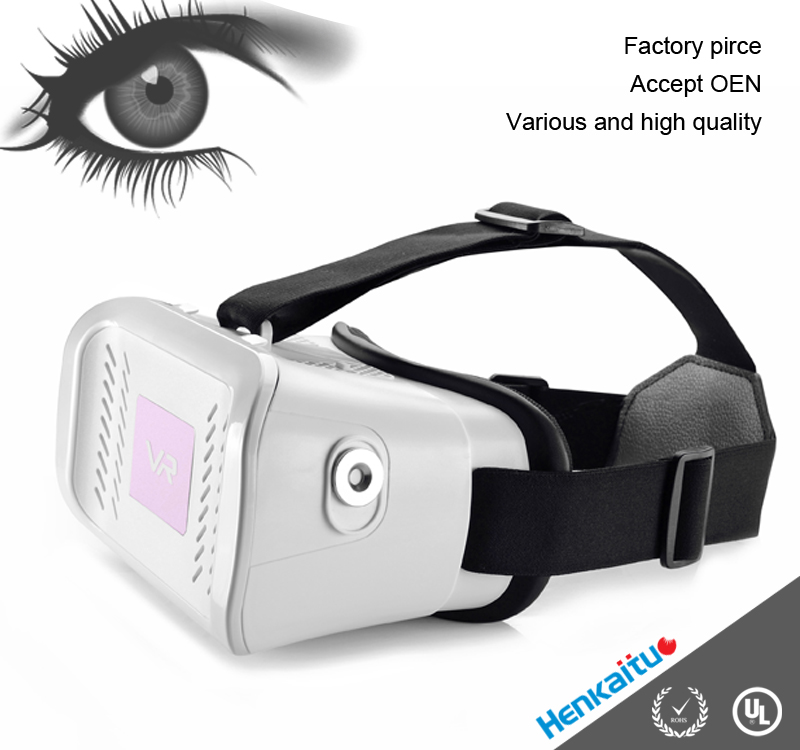 Cheap price video movie glasses virtual reality portable glasses vr 3d for sale