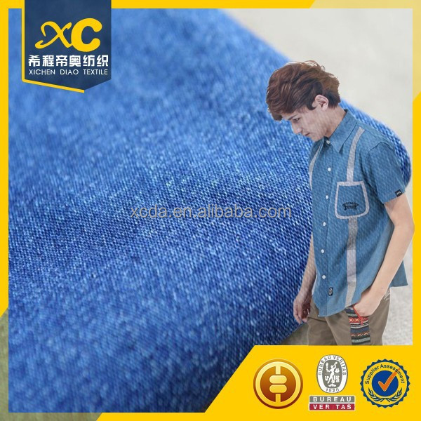 export to Bangladesh, cheap prices 100%cotton denim fabric