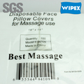 Hangzhou wipex disposable Beauty Bed Cover with cross perforation line disposable Beauty Bed Cover