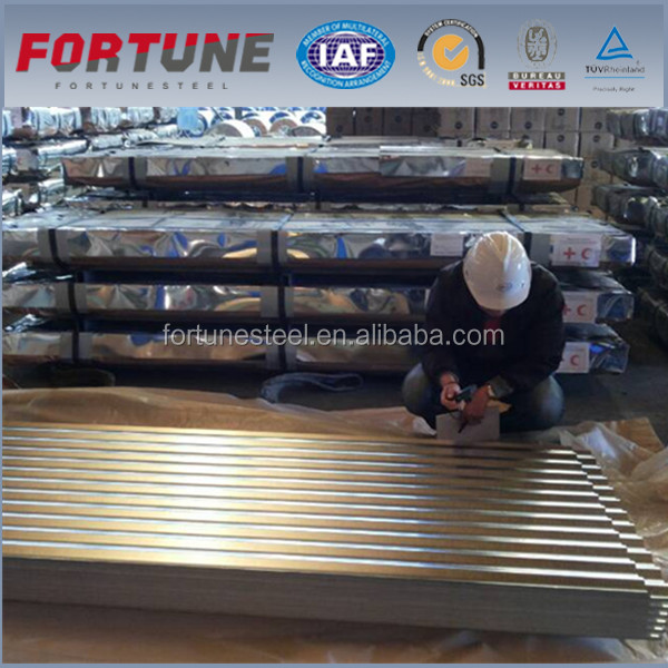 hot dipped galvanized corrugated roof <strong>sheet</strong> for building material from China manufacturer