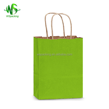 Colorfully paper bags wholesale paper bags with various sizes