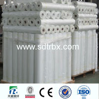 145g 5*5mm reinforced alkali resistant eifs stucco plaster self-adhesive fiberglass mesh for USA