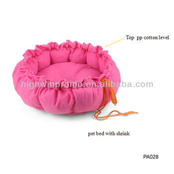 New Design Durable Dog Bed with shrink