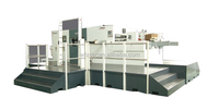 XMQ-1650S The China cardboard industrial automatic sewing and die cutting machine with stripping