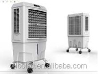 new arrival power save 80% restaurant/supermaket/gym 8000cmh mobile portable air cooler without water