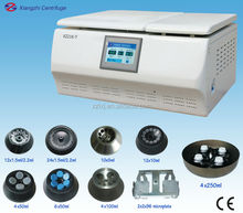 refrigerated high speed benchtop centrifuge