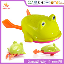 2015 promotional floating rubber fish bath toy, custom moving Swimming robot fish toy