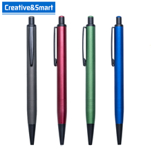 2017 Promotional Competitive Price High Quality Smooth Writing Ink Pen Business Custom Logo Projector Pen/ Ballpoint Pen Brands