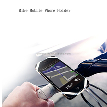 Shock Proof Unique Patent Design Silicone Mobile Phone Holder for Bike