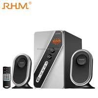 heavy bass speaker 2.1 multimedia speaker home theatre amplifier fashion speaker
