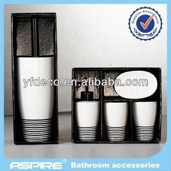 Fashion jade bathroom accessories buy jade bathroom for Bathroom accessories set india