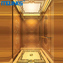 Good performance China Manufacturer used home villa elevator