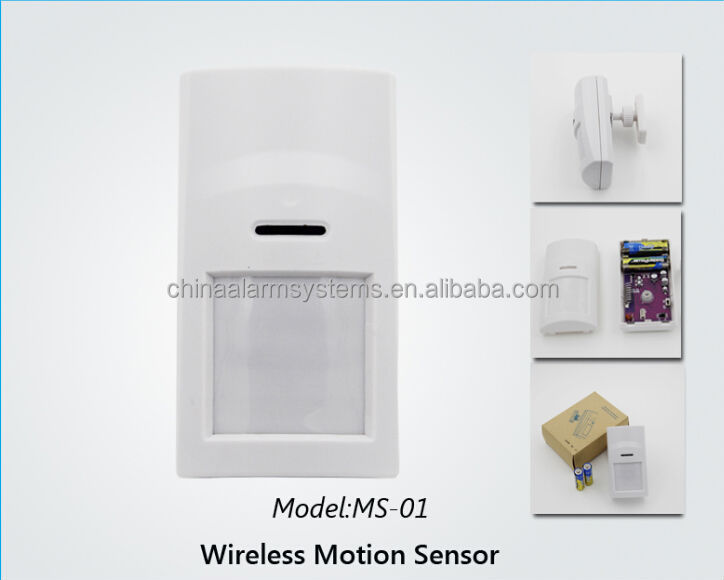 2014 New sensor! house pir detector waterproof motion sensor alarm with pet immune